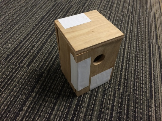 Initial Birdhouse Models 09