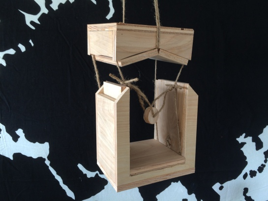 Advancing Birdhouse Models 01